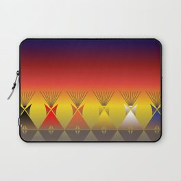 Night Tipi Laptop Sleeve