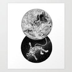 Severed Art Print