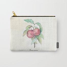 Prunus Persica Carry-All Pouch
