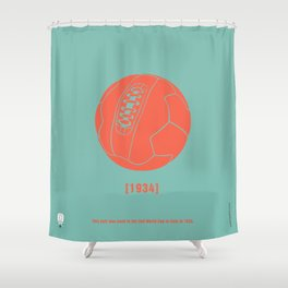 1934 Shower Curtain