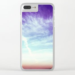 Was it just a dream? Clear iPhone Case