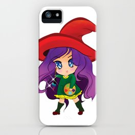 Litte Lizzy iPhone Case