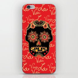 Viva La Vida iPhone Skin
