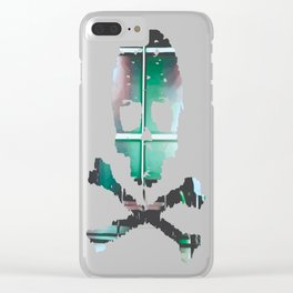Poison Control Clear iPhone Case