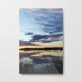 small lake Metal Print
