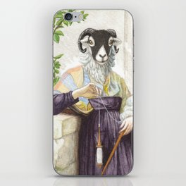 The Sheep Spinner iPhone Skin