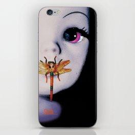 Silence... iPhone Skin
