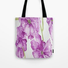 Flower lilac Tote Bag