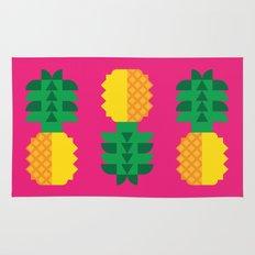 Fruit: Pineapple Rug