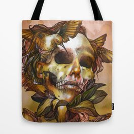 Queen of Enlightenment  Tote Bag
