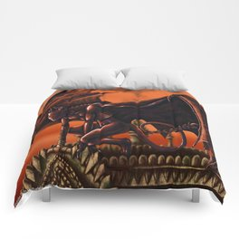 Night Gaunt Comforters