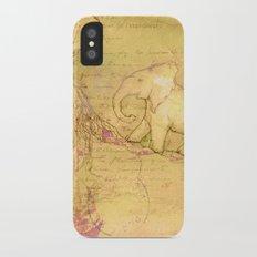 The Journey iPhone X Slim Case