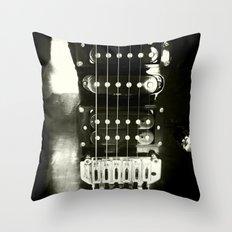Sound Light Throw Pillow