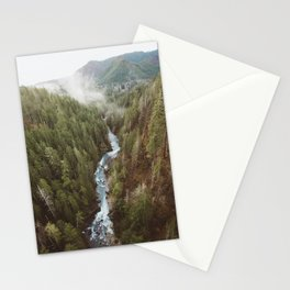 Vance Creek Stationery Cards