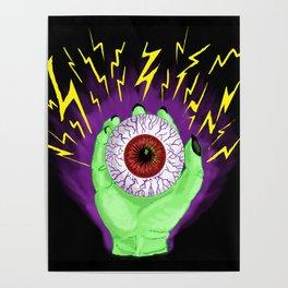 Electric Eye Poster