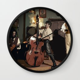 What We Do in the Shadows Wall Clock