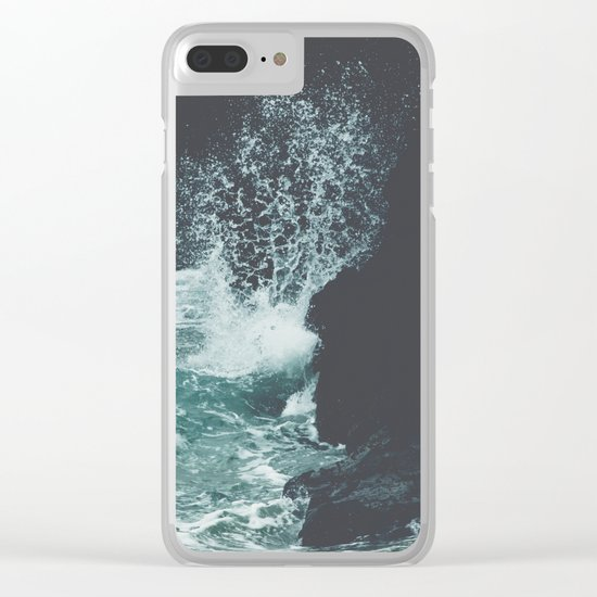 The Dark Coast Clear iPhone Case