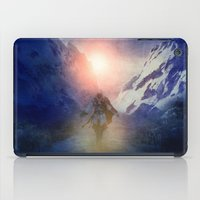 assassins creed iPad Cases featuring Assassins Creed by Viviana Gonzalez