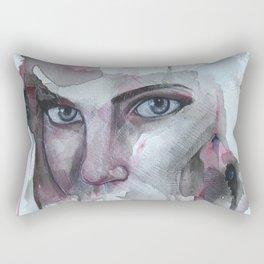 Esse! Esse? Rectangular Pillow