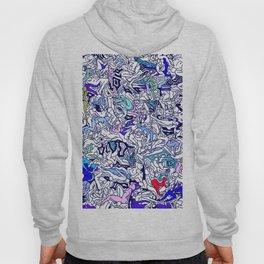 Kamasutra LOVE - Ultraviolet Purple Blue Hoody