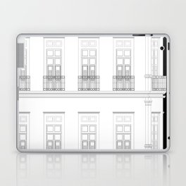 Brazil Facade Laptop & iPad Skin