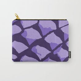 Purple Gumdrops Carry-All Pouch