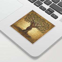The Love Tree Sticker