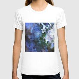 Jesus Christ In The Garden By Annie Zeno T-shirt