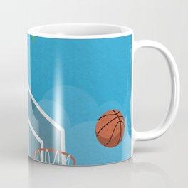 Basketball No. 2 Coffee Mug