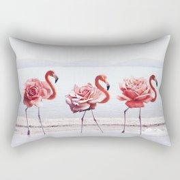 The Pink Dance Rectangular Pillow