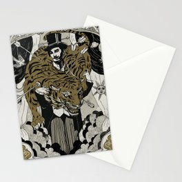 The tamer Stationery Cards
