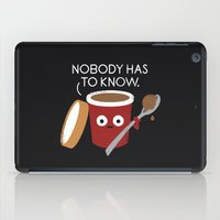 yetiland iPad Cases featuring Cold Comfort by David Olenick
