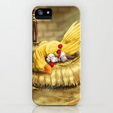 Nap Time iPhone (5, 5s) Slim Case