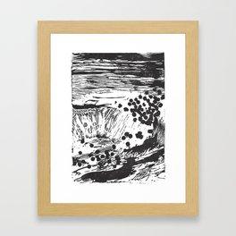 Pipes & Reed Framed Art Print
