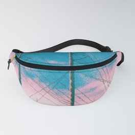 buzz of the universe Fanny Pack