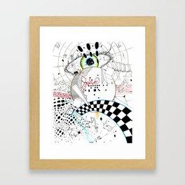 Omnipotent Framed Art Print