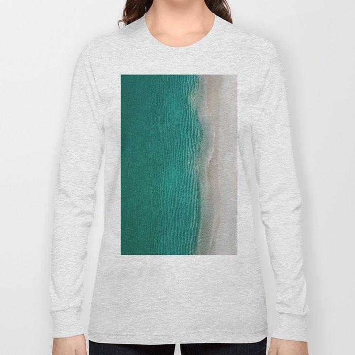 Fantastic Ocean Beach Long Sleeve T-shirt