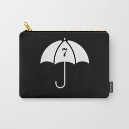Number 7 Vanya Umbrella Academy inverted Carry-All Pouch
