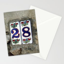 Travel to Turkey resort Marmaris Stationery Cards