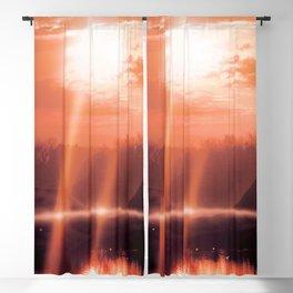 Orbs Blackout Curtain