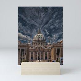 Saint Peters Square Mini Art Print