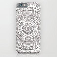 lines lines lines.. iPhone 6 Slim Case