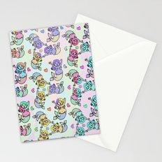 Mermaid Streams Stationery Cards