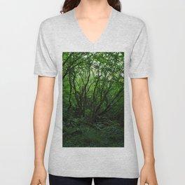 Old Growth Forest Unisex V-Neck