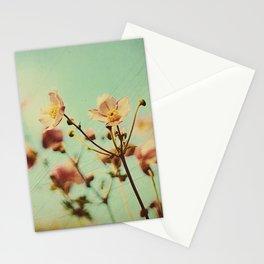 ttv Japanese Anemones  Stationery Cards