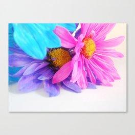 Brightly Alive I Canvas Print