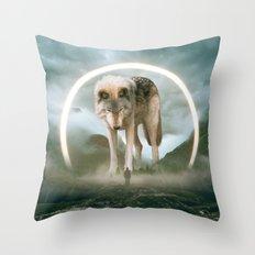 aegis Throw Pillow