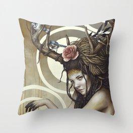 Sakari Throw Pillow