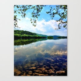 Susquehanna Dreamin Canvas Print