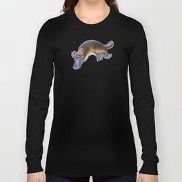Platypus Long Sleeve T-shirt